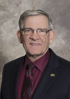 Councillor Michael Gregory District 7
