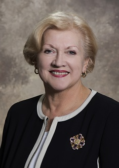 Mayor Christine Blair